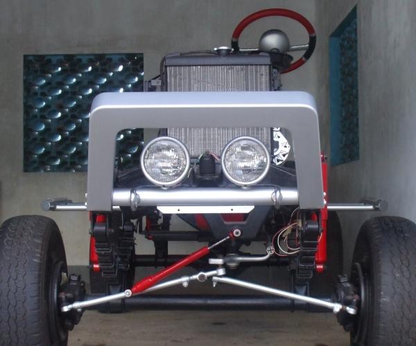 Jeep Willys CJ-5 Parachoques Dianteiro
