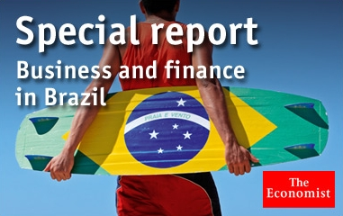 Brasil na Economist
