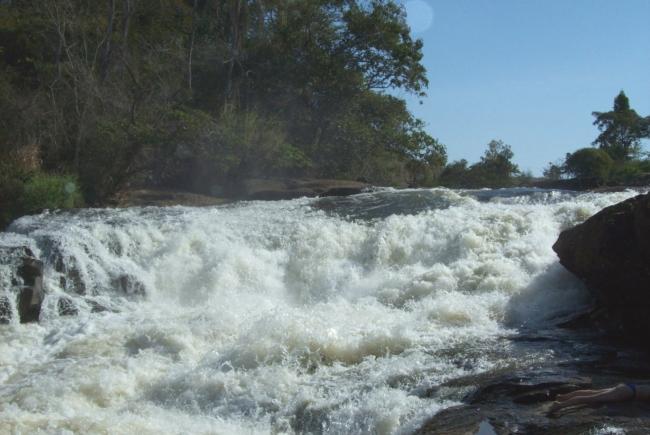 Cachoeira da Fumaça - Cachaça Araci