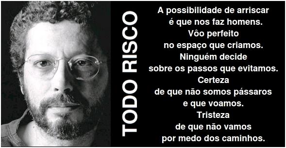 Poeta Damário da Cruz - Poesia Todo Risco