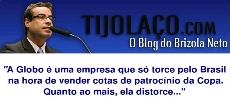 Tijolaço.com - blog do Brizola Neto