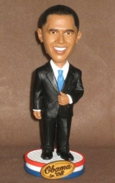 Barack Obama - boneco