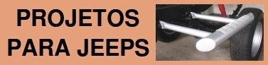 Projetos de acessórios para Jeeps