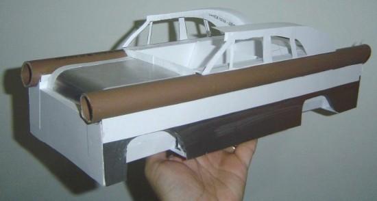 Como fazer miniaturas de carros