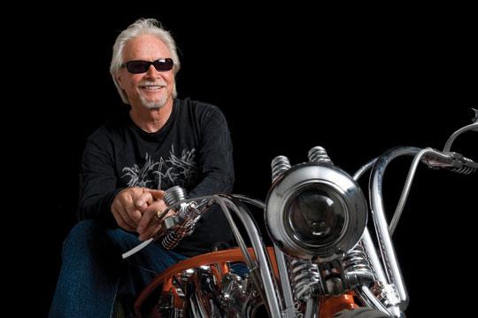 Arlen Ness - o Rei das Choppers