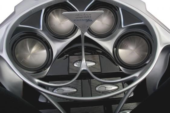 Som Fusca Tuning VW Volkswagen Beetle