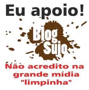 Blog Sujo - Eu Apoio!
