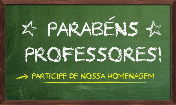 15 de Outubro - Dia dos Professores