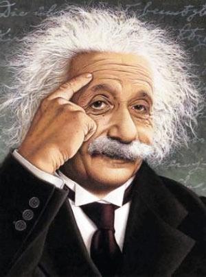 Einstein - exemplo de vida