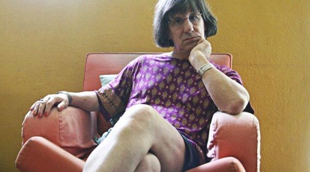 Cartunista Laerte - travesti & cross-dressing