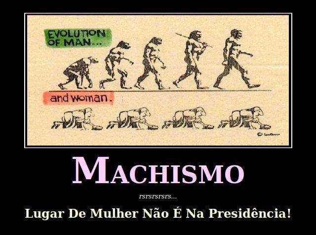 Machismo contra Dilma