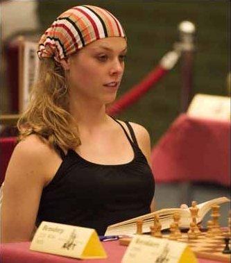 Marlies Bensdorp - a fera do xadrez