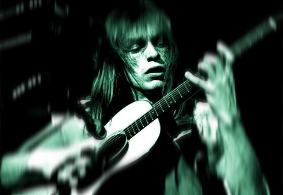 Steve Howe - Mood for a Day - guitarrista do Yes