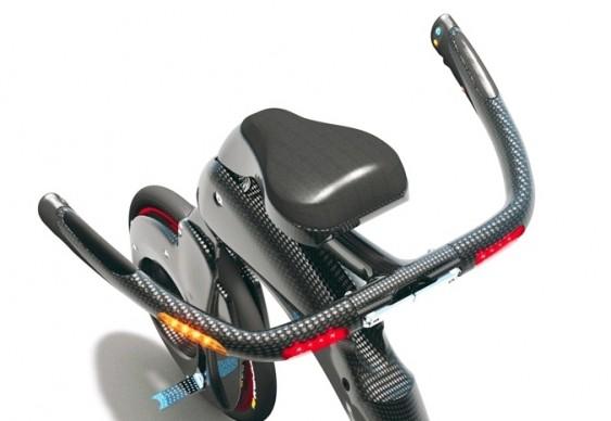 Bicicleta movida a eletricidade