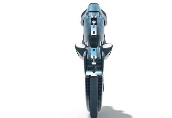 Bicicleta elétrica - novidade