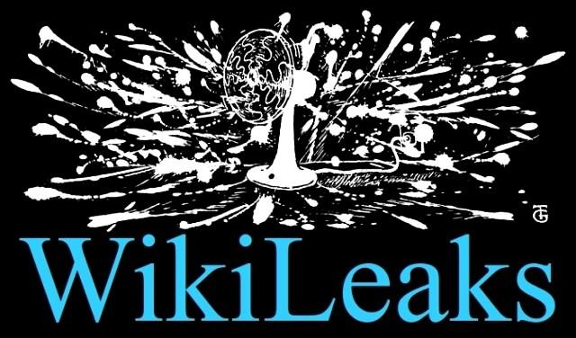 Logomarca alternativa - WikiLeaks Brasil