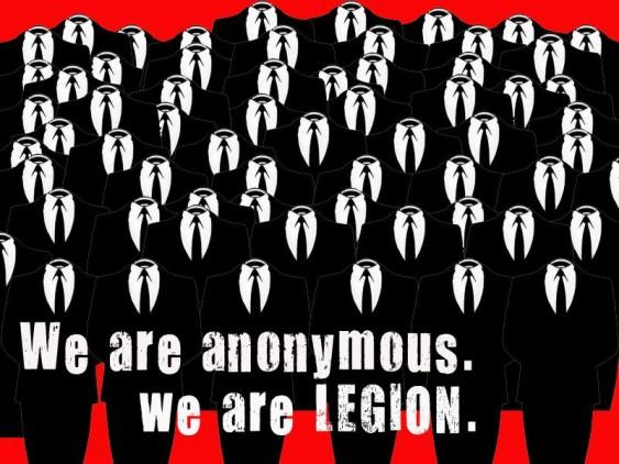 Nós Somos Anônimos - Nós Somos Legião