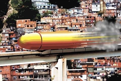 Trem-bala Rio-São Paulo