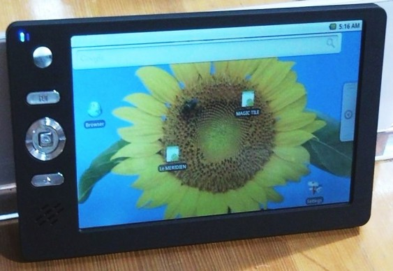 Android - tablet indiano de U$35