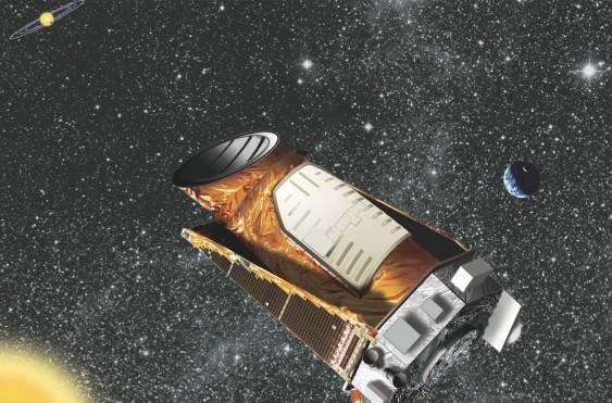 Imagem de telescópio espacial