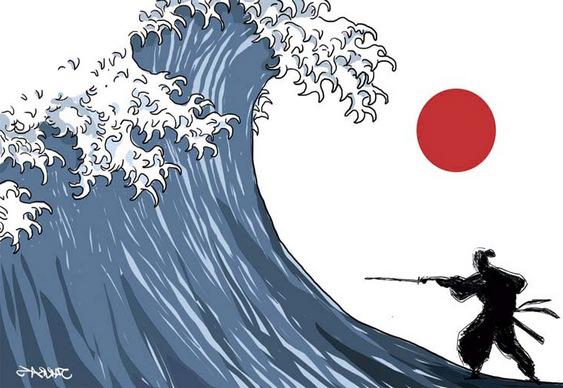 Tsunami no Japão - Tsunami