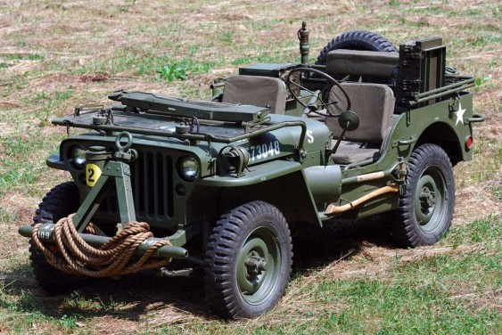 Jeep Willys Militar - MB - original