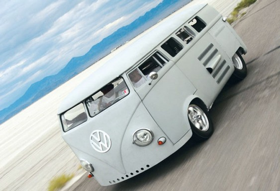 Kombi HotRod Modificada