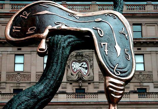 Relógios de Salvador Dali