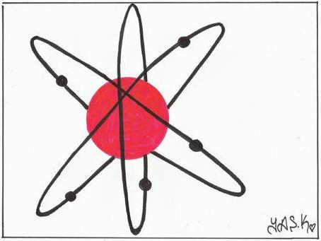 Vazamento nuclear Japão - charge