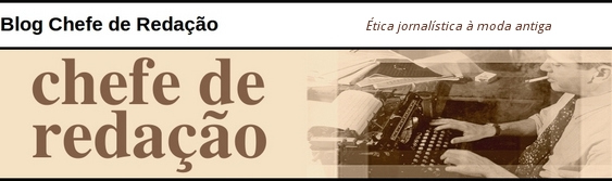 Blog Chefe de Redação
