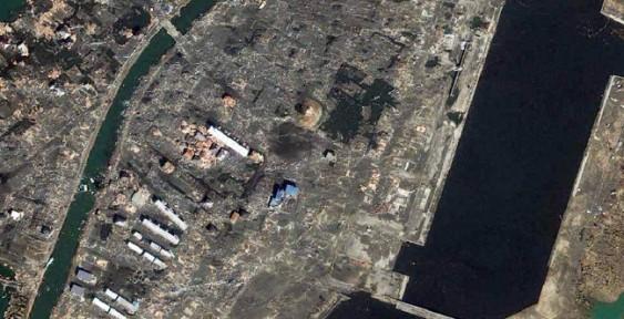 Japão depois do tsunami