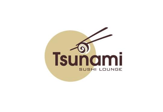 Tsunami Bar - logo