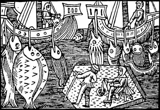 Frota pesqueira católica