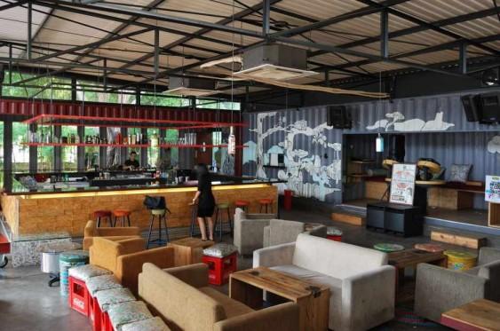 Ambiente - decoração de bar