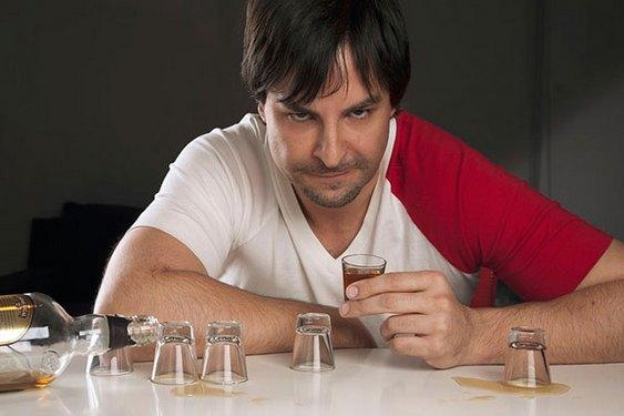 Efeitos da bebida
