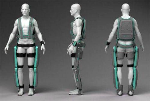 Cadeirantes - calça robótica