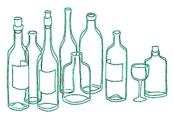 Piada - 10 garrafas de cachaça