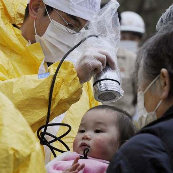 Usina nuclear - tsunami no Japão