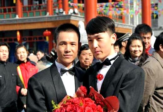 Excesso de homem na China