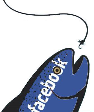 Caiu na rede social é peixe