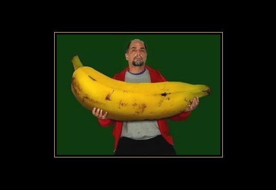 Banana enorme