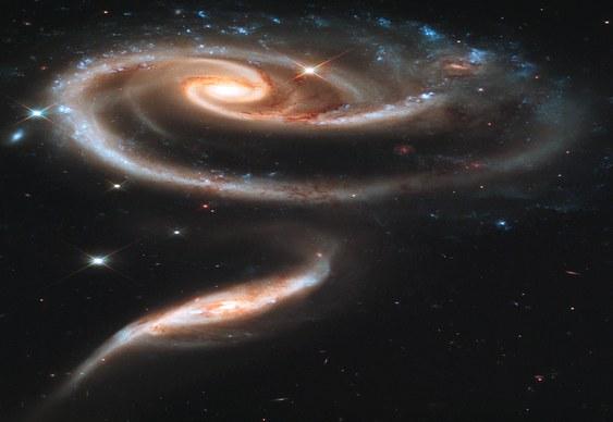 21 anos de telescópio Hubble