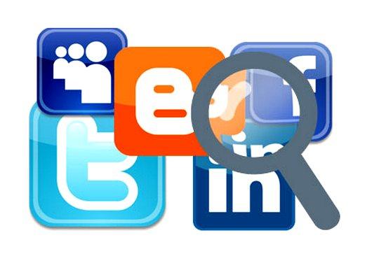 Redes sociais vigiadas