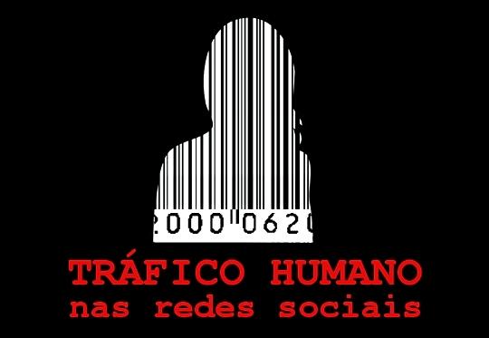 Redes sociais - tráfico de pessoas
