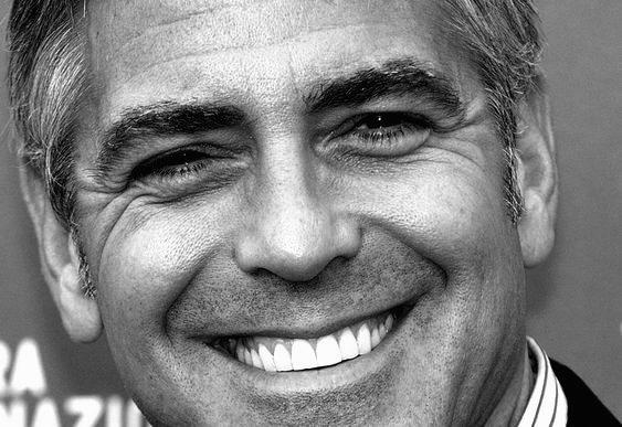 O cinquentão George Clooney