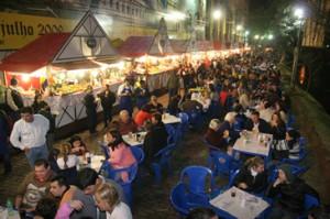 Bauernfest - festa germânica em Petrópolis