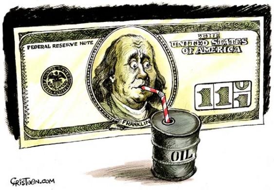 Bancos e Petróleo