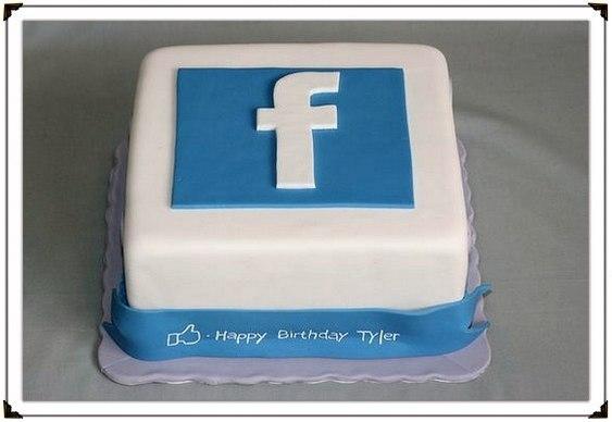 Aniversário - Facebook