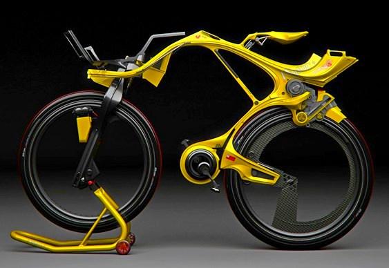 Bike Design Futurista