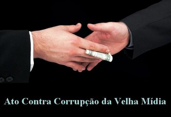 Movimento contra corrupção da imprensa